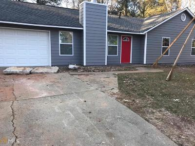 Lithonia Single Family Home New: 1767 Vauxhall Drive