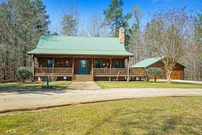 Jasper County Single Family Home Under Contract: 143 Bailey Rd