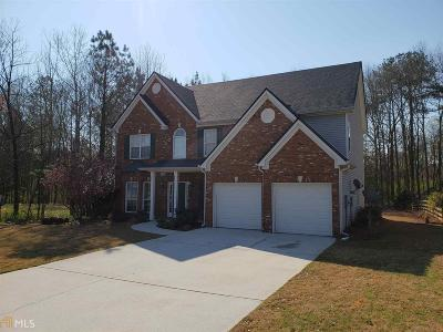 Powder Springs Single Family Home New: 1619 Streamwood
