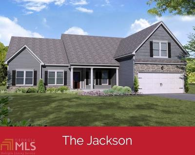 Gainesville Single Family Home New: 4407 Highland Gates Pky #43