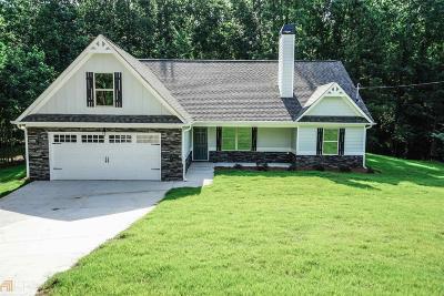 Douglasville Single Family Home For Sale: 150 Hudson Cir