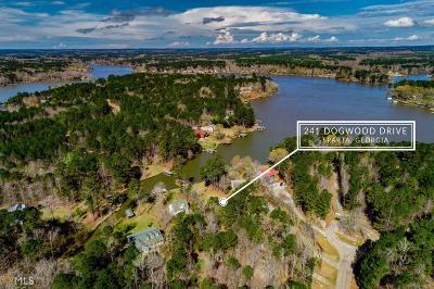 Milledgeville, Sparta, Eatonton Single Family Home For Sale: 241 Dogwood Dr