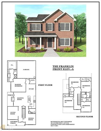 Henry County Single Family Home Under Contract: 608 Armitage Way #124