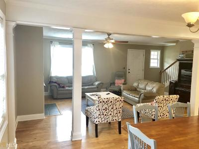 Lumpkin County Condo/Townhouse Under Contract: 305 S Grove