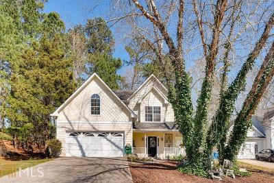 Lawrenceville Single Family Home New: 394 Spring Falls Drive