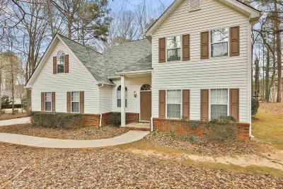 Peachtree City Single Family Home Under Contract: 1315 Yarborough Dr
