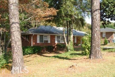Lawrenceville Single Family Home Under Contract: 1813 Lawrenceville Hwy