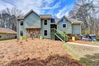 Duluth Single Family Home New: 3816 Carriage Gate Drive