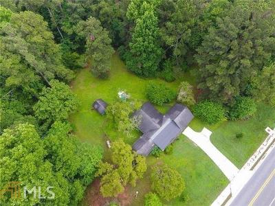 Marietta Single Family Home New: 910 John Ward Road SW
