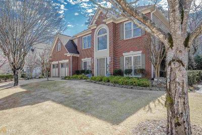 Norcross Single Family Home Under Contract: 6010 Georgetown Park Dr
