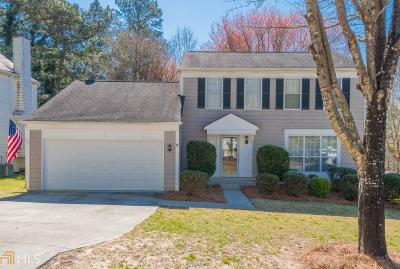 Lawrenceville Single Family Home Under Contract: 515 Seneca Dr