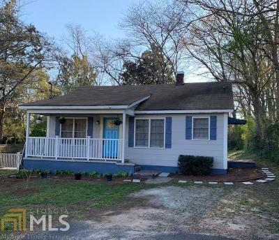 Carroll County Single Family Home Under Contract: 606 Spring St