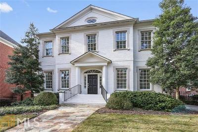 Atlanta Single Family Home New: 3678 Kingsboro Road