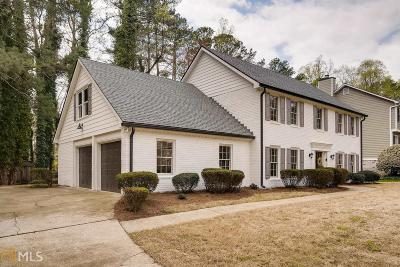 Marietta Single Family Home New: 4180 Chadds Walk