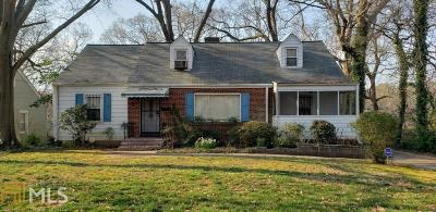 Atlanta Single Family Home New: 2915 Chevelle #Section