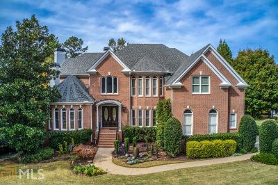 Roswell, Sandy Springs Single Family Home For Sale: 8190 Nesbit Ferry Rd