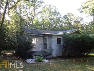 Lavonia, Martin, Toccoa, Fair Play, Westminster Single Family Home New: 1310 Seven Forks Rd