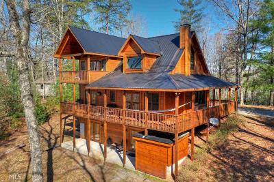 Fannin County Single Family Home New: 345 Deer Haven Drive