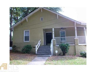 Atlanta Single Family Home New: 5 Lamar Avenue
