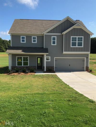 Statham GA Single Family Home New: $245,900