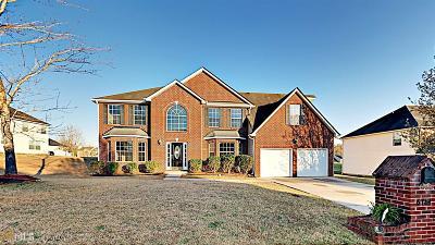 Atlanta Single Family Home New: 6784 Foxfire Pl