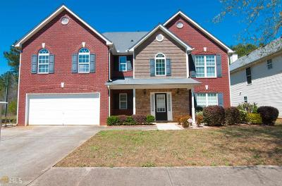 Snellville Single Family Home New: 3497 Pembrook Farm Way