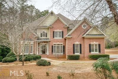 Alpharetta Single Family Home New: 100 Oak Heights