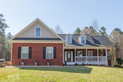 Banks County Single Family Home New: 162 Manor Dr