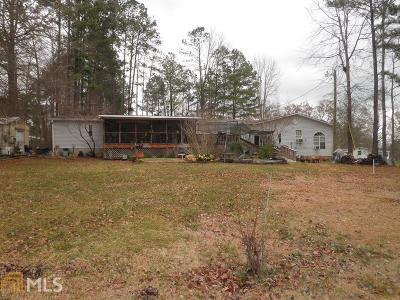 Milledgeville Single Family Home New: 122 Merry Ct