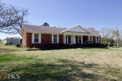 Mcdonough Single Family Home New: 271 Dailey Mill Road