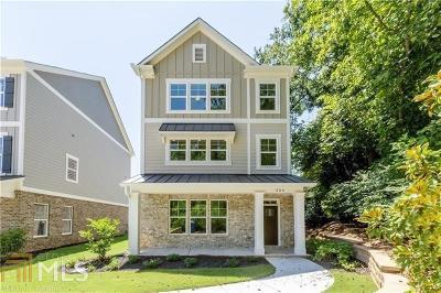 Single Family Home New: 309 Southpark Ln