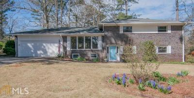 Avondale Estates Single Family Home For Sale: 1163 Berkeley Rd