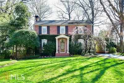 Atlanta Single Family Home New: 1837 Meredith Dr
