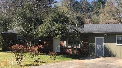 Marietta Single Family Home New: 2965 Rio Montana Drive