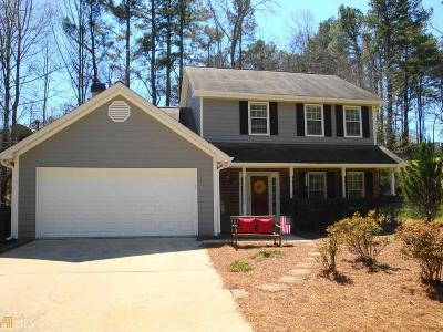 Lawrenceville Single Family Home Under Contract: 920 Lauren Kay Ct