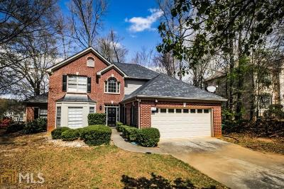 Stone Mountain Single Family Home New: 7368 Harbor Cove