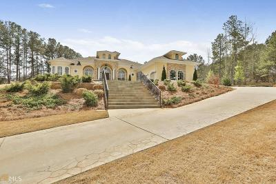 Peachtree City GA Single Family Home Under Contract: $1,198,000