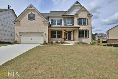 Snellville Single Family Home New: 1671 Karis Oak Lane
