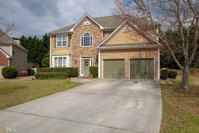 Grayson Single Family Home New: 2793 Whispering Pines