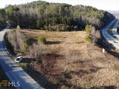 Rabun County Commercial For Sale: Us 441 At Hollifield Connector