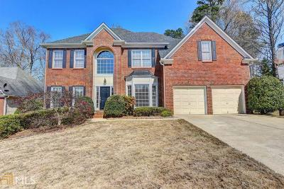 Suwanee Single Family Home New: 332 Hickory Haven Terrace