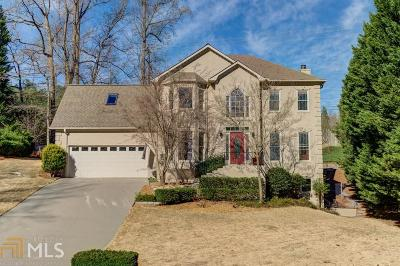 Marietta Single Family Home New: 1913 Bonaventure Way