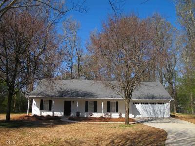 Jefferson Single Family Home New: 65 Creek Nation
