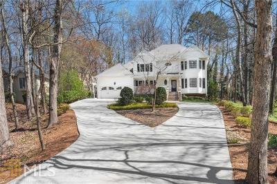 Single Family Home New: 3519 Parsons Ridge Ln