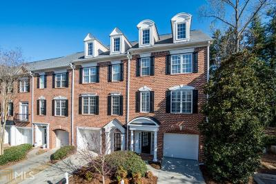 Roswell Condo/Townhouse New: 2702 Waters Edge Trl #2702
