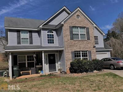Snellville Single Family Home New: 4313 Flat Stone Ln