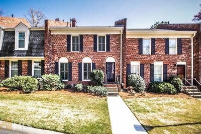 Sandy Springs Condo/Townhouse Under Contract: 223 The South Chace