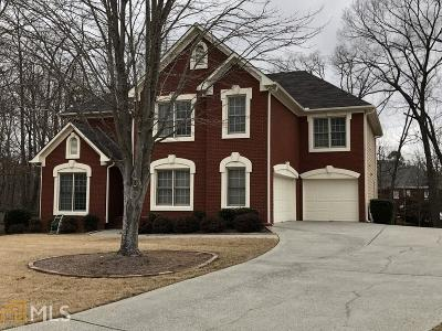 Single Family Home New: 2109 Sugar Springs Dr