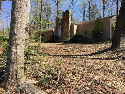 Jonesboro Single Family Home New: 9196 Thornton Blvd