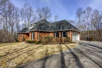 Newnan Single Family Home Under Contract: 457 Cedar Creek Rd